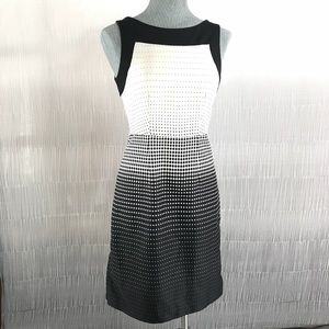 The Limited Dotted Sheath Dress